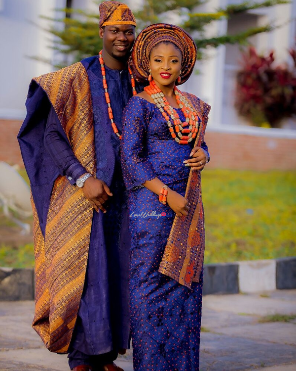 nigerian-traditional-bride-and-groom-tosh-events-loveweddingsng