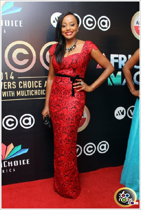 AMVCA 2014 - Michelle Dede