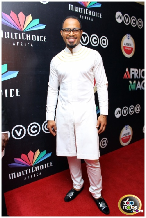 AMVCA 2014 - Ramsey Nouah