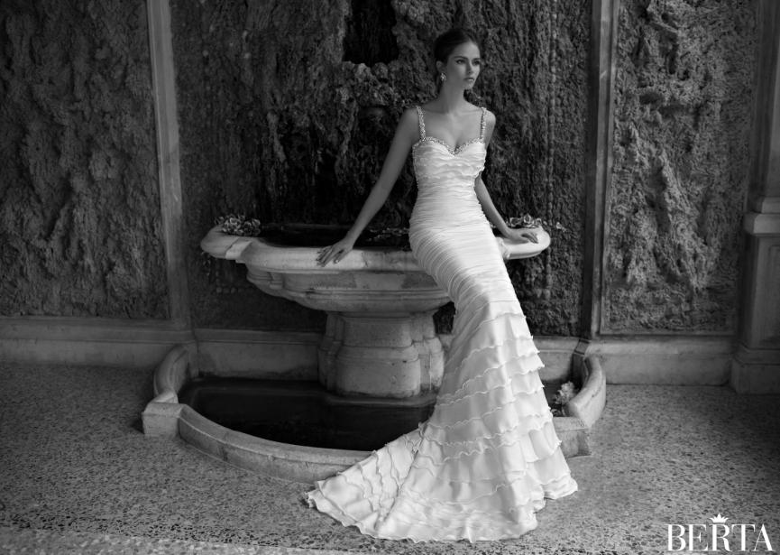 Berta Bridal Winter 2014 Collection Loveweddingsng22