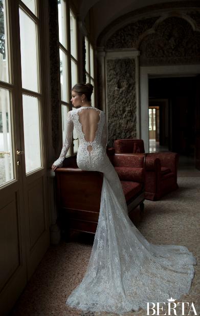 Berta Bridal Winter 2014 Collection Loveweddingsng3