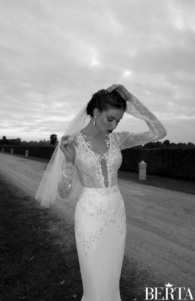 Berta Bridal Winter 2014 Collection Loveweddingsng5