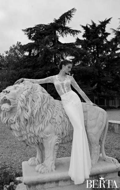Berta Bridal Winter 2014 Collection Loveweddingsng6