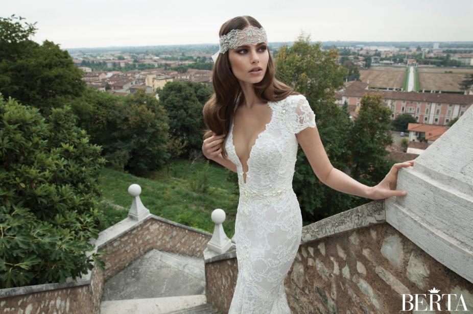 Berta Bridal Winter 2014 Collection Loveweddingsng7