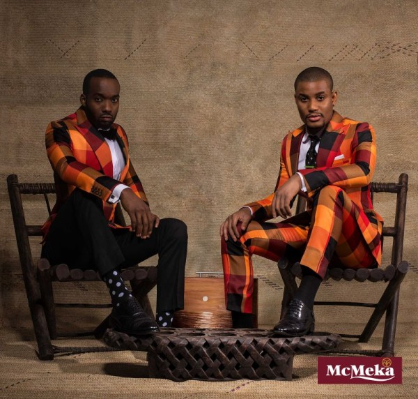 Debonair McMeka Collection Lookbook Loveweddingsng - Man About Town1