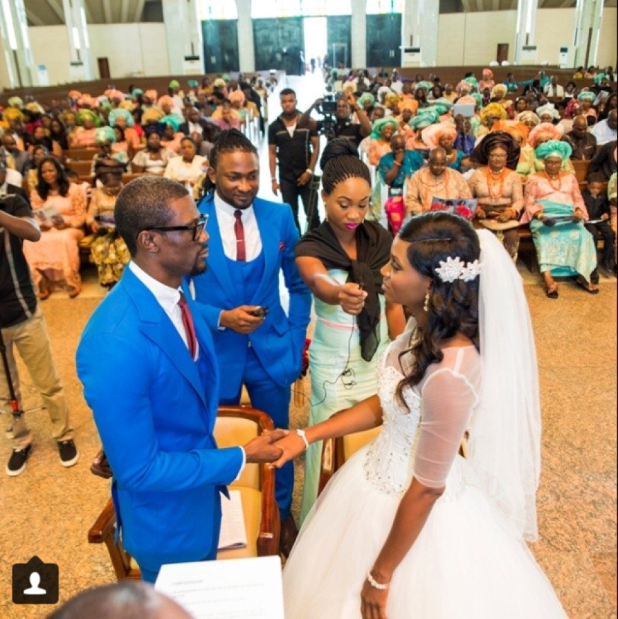 Ese Walter and Benny Ark Wedding Loveweddingsng9