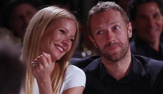 Gwyneth Partlow Chris Martin split