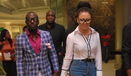 Jim Iyke Nadia Buari Engaged
