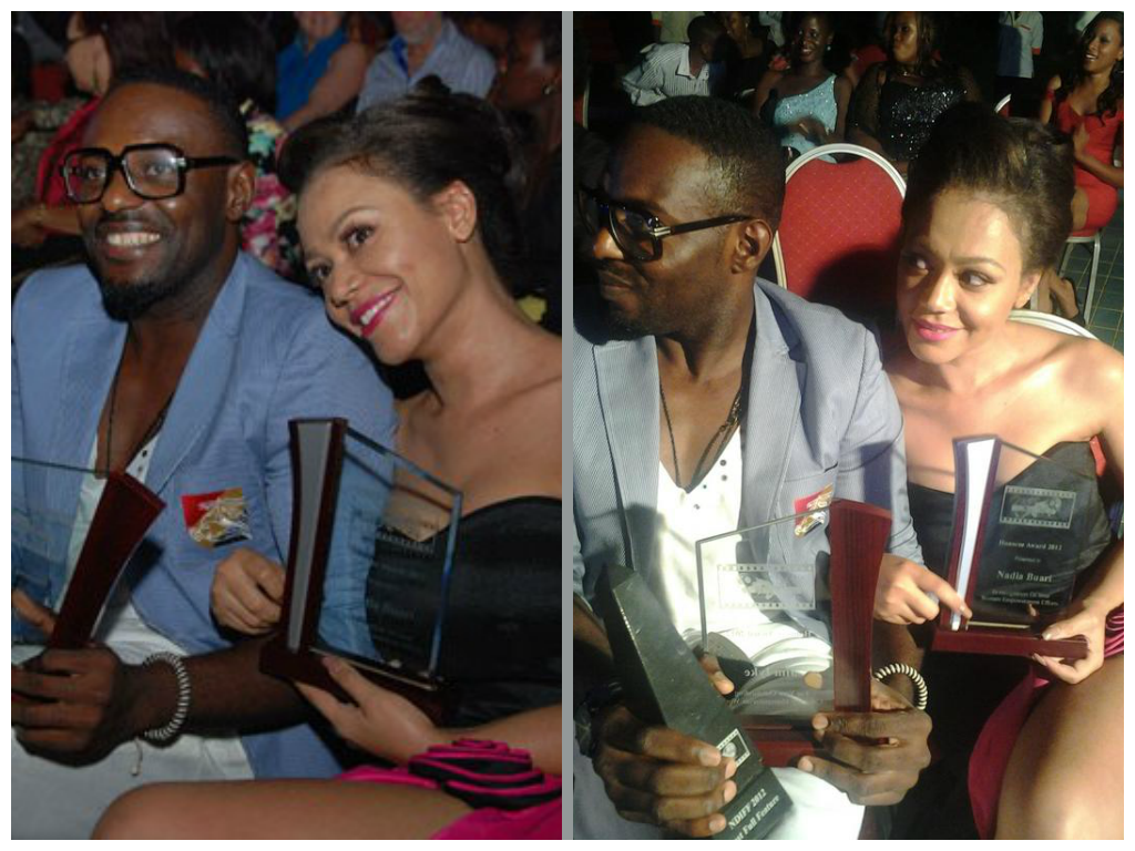 Jim Iyke Nadia Buari Engaged3