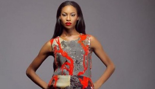 Lanre Da Silva Ajayi Colour Storm Collection Lookbook 2014 feat