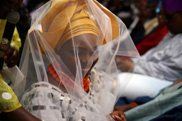 Loveweddingsng Bez Idakula weds Bolatito Ladoja