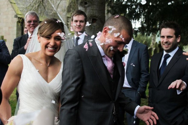 Loveweddingsng Jessica Ennis weds Andy Hill