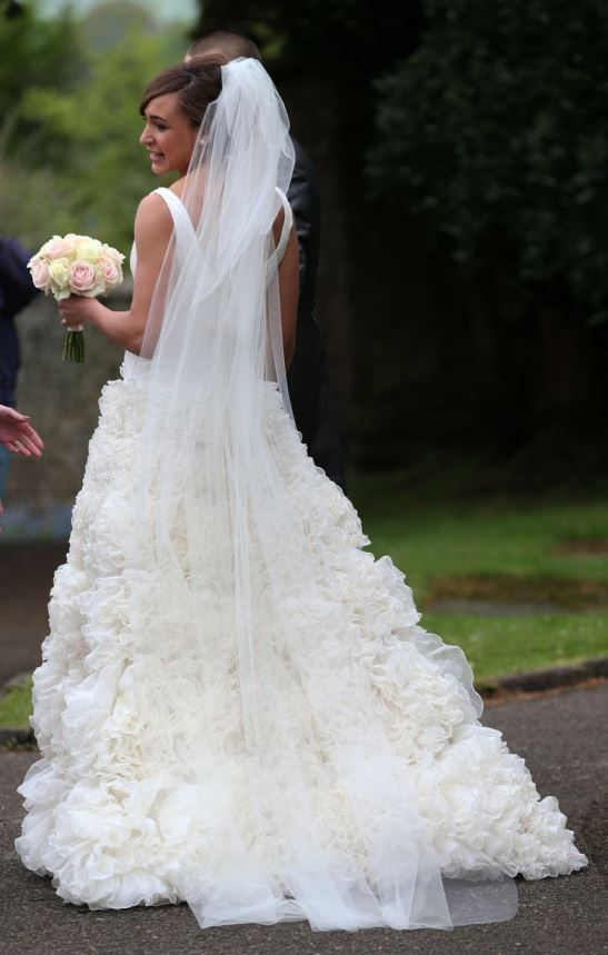 Loveweddingsng Jessica Ennis weds Andy Hill3
