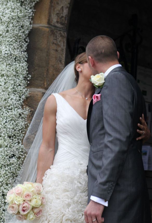 Loveweddingsng Jessica Ennis weds Andy Hill9