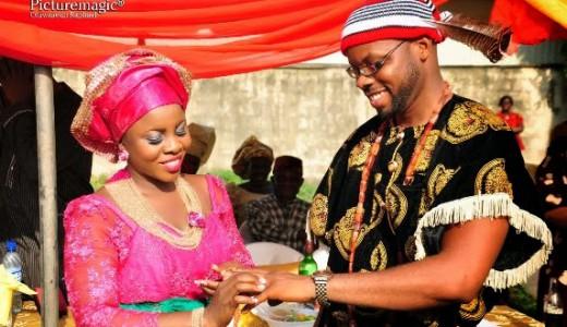 Loveweddingsng Kachi Nnorochi weds Kachi Ibe
