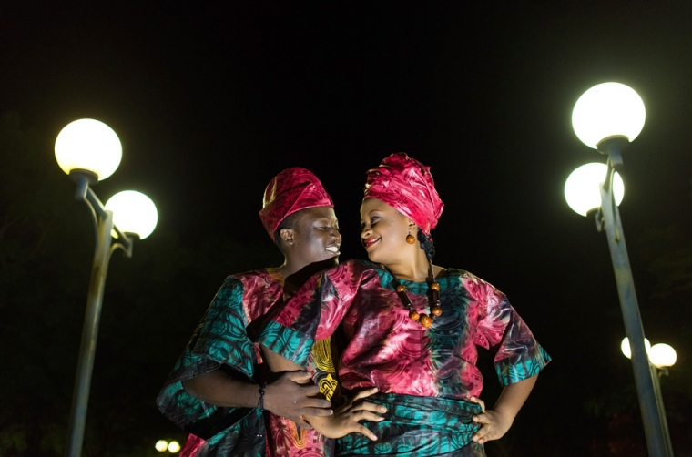 Loveweddingsng  - Kate and Biola Nigeria Pre-Wedding Pictures Olori Olawale - 44