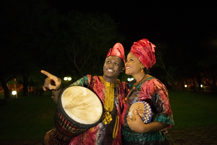 Loveweddingsng - Kate and Biola Nigeria Tribal Pre-Wedding Pictures Olori Olawale (2)
