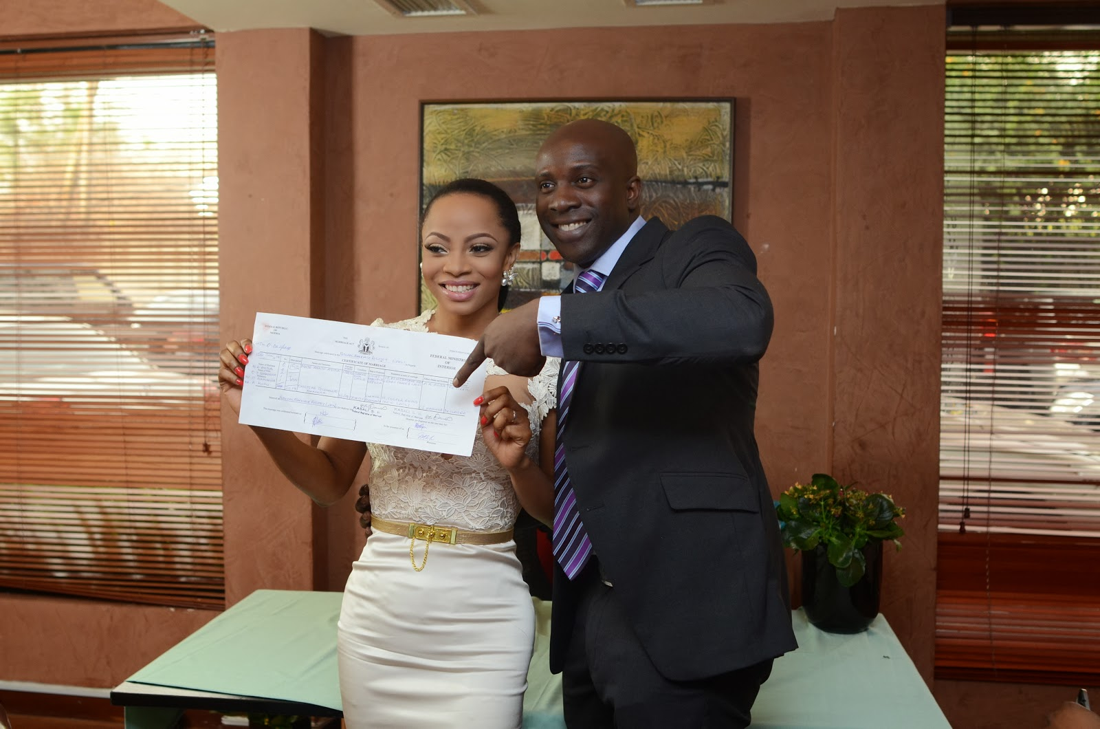 Loveweddingsng Toke Makinwa weds Maje Ayida24