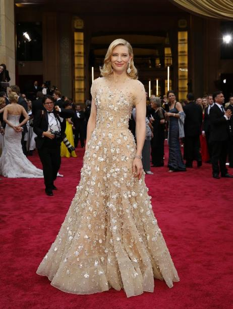 Oscars 2014 - Cate Blanchett2