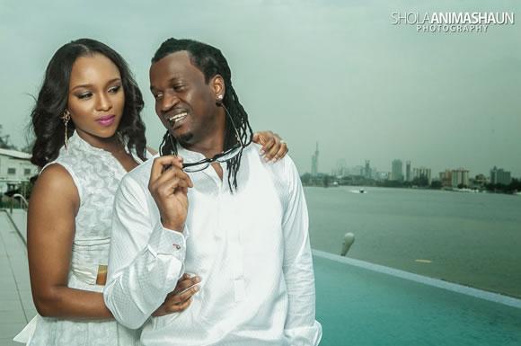 Paul Okoye - Psquare Anita Isama Prewedding1