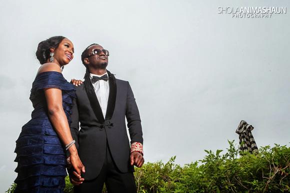 Paul Okoye - Psquare Anita Isama Prewedding10