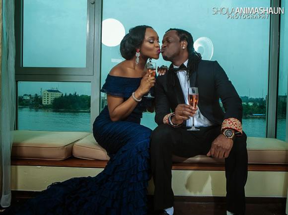 Paul Okoye - Psquare Anita Isama Prewedding12