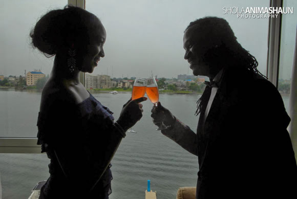 Paul Okoye - Psquare Anita Isama Prewedding18