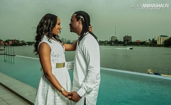 Paul Okoye - Psquare Anita Isama Prewedding21