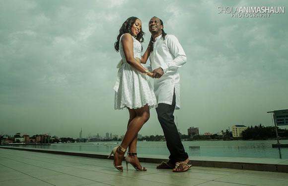 Paul Okoye - Psquare Anita Isama Prewedding22