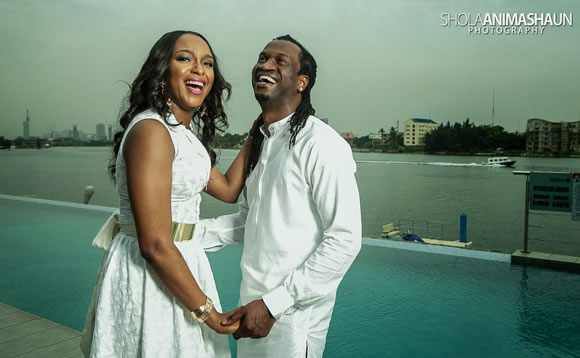 Paul Okoye - Psquare Anita Isama Prewedding23