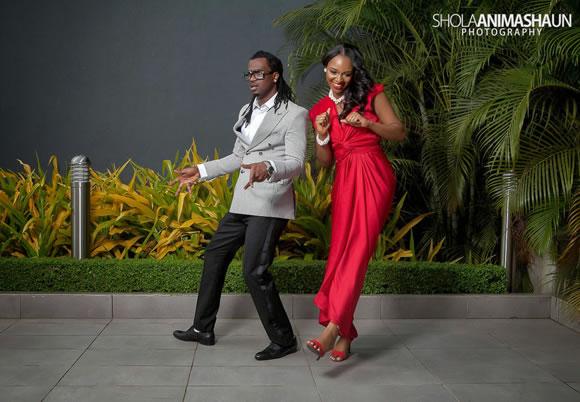 Paul Okoye - Psquare Anita Isama Prewedding3