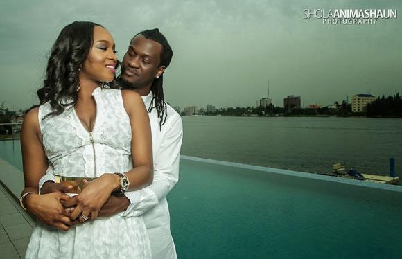 Paul Okoye - Psquare Anita Isama Prewedding30