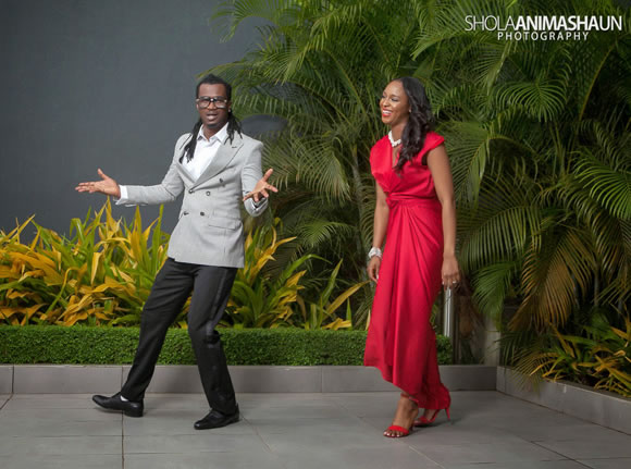Paul Okoye - Psquare Anita Isama Prewedding4