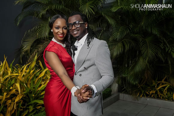 Paul Okoye - Psquare Anita Isama Prewedding5
