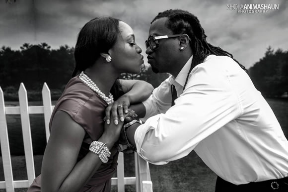 Paul Okoye - Psquare Anita Isama Prewedding6