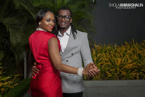 Paul Okoye - Psquare Anita Isama Prewedding9