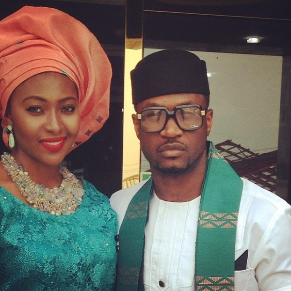 Paul Okoye and Anita Isama Traditional Wedding - Lilian Esoro and Peter Okoye