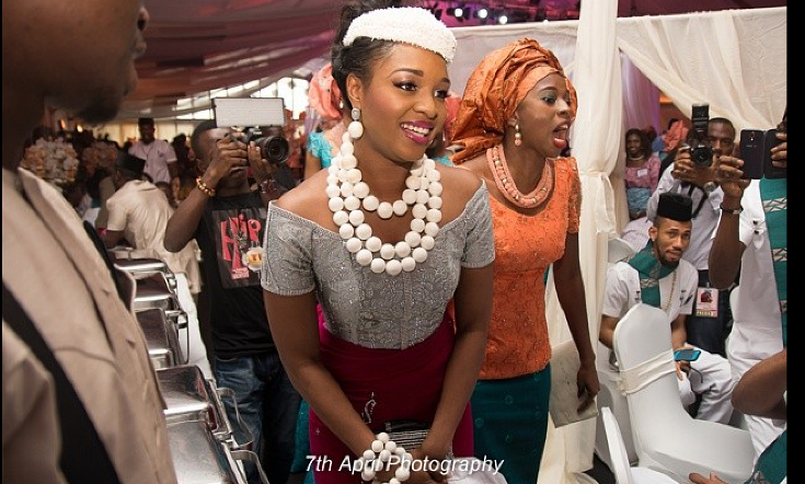 Paul Okoye and Anita Isama Traditional Wedding