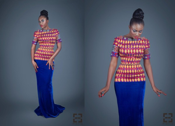 Pistis Spring Summer 20114 Exclusive Collection Loveweddingsng4