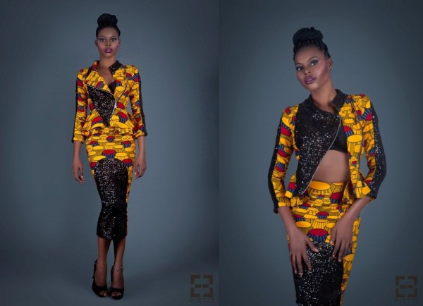 Pistis Spring Summer 2014 Melange Collection Loveweddingsng4