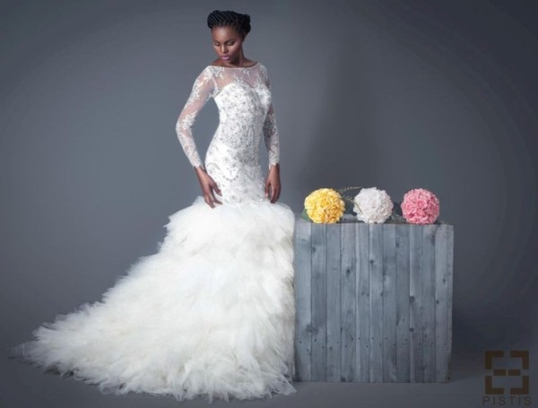Pistis Spring Summer 2014 Nuptials Collection Loveweddingsng1