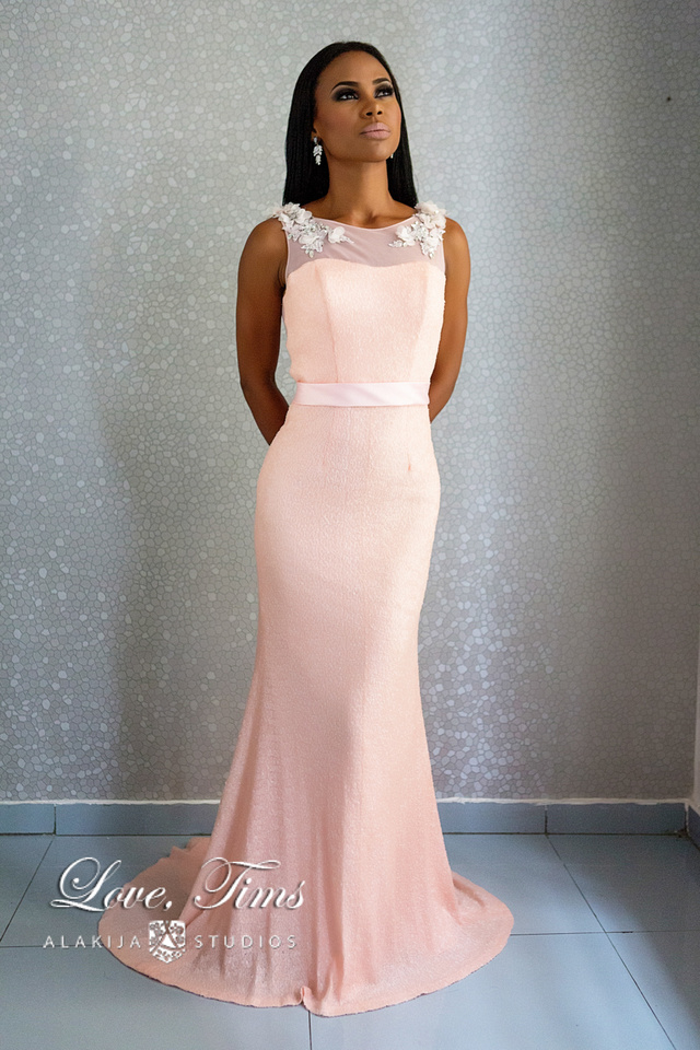 The Loila Collection by Love Timms - Reception Dress - Loveweddingsng2