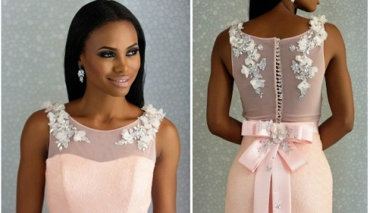 The Loila Collection by Love Timms - Reception Dress - Loveweddingsng4
