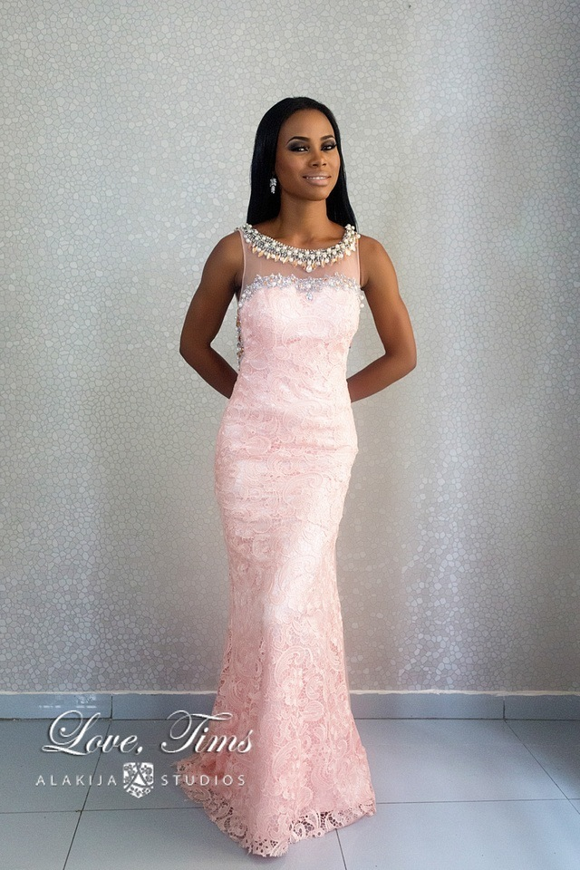 The Loila Collection by Love Timms - Reception Dress - Loveweddingsng5