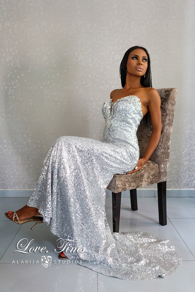 The Loila Collection by Love Timms - Reception Dress - Loveweddingsng9