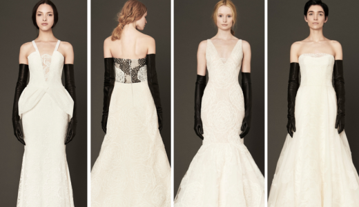 Vera Wang Bridal Collection Spring 2014 - Loveweddingsng feat
