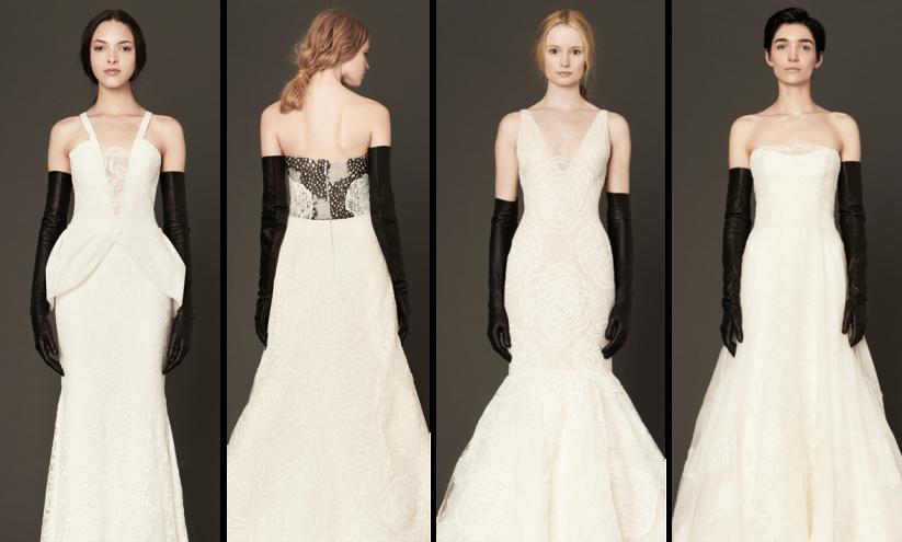 Vera Wang Bridal Collection Spring 2014 - Loveweddingsng feat
