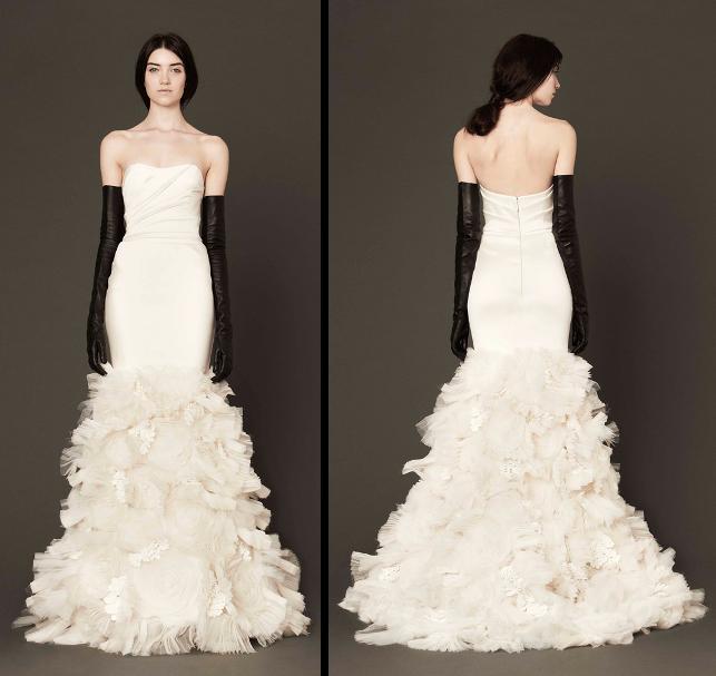 Vera Wang Bridal Collection Spring 2014 Loveweddingsng