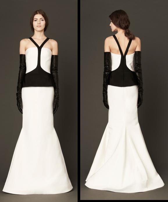 Vera Wang Bridal Collection Spring 2014 - Loveweddingsng1