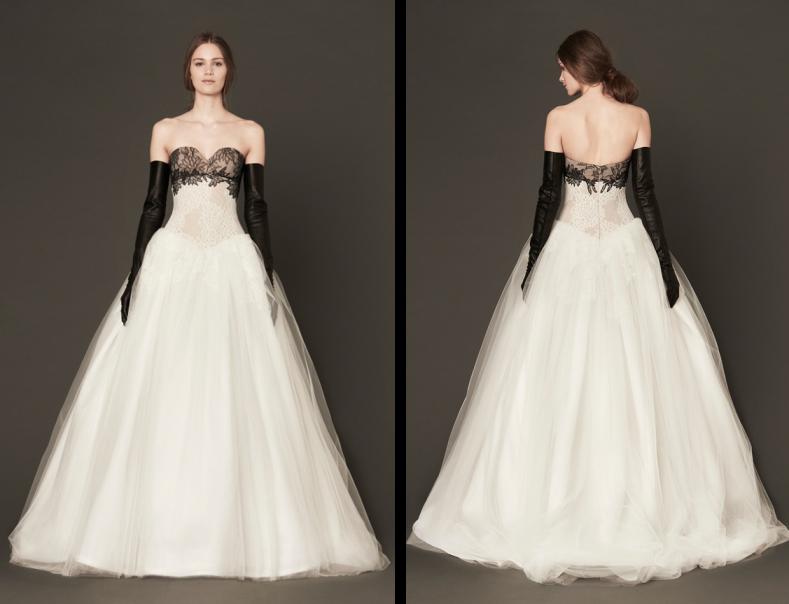 Vera Wang Bridal Collection Spring 2014 - Loveweddingsng11